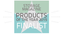 Storage Magazine Product of the Year Finalist