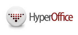 HyperOffice logo